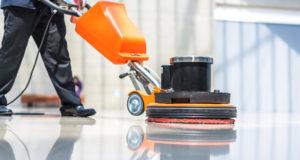 strojove cisteni podlah praha