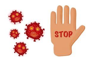 stop bakteriam
