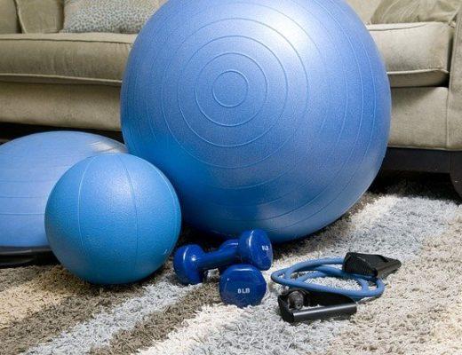fyzio cvičenia z domu